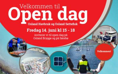 Open dag