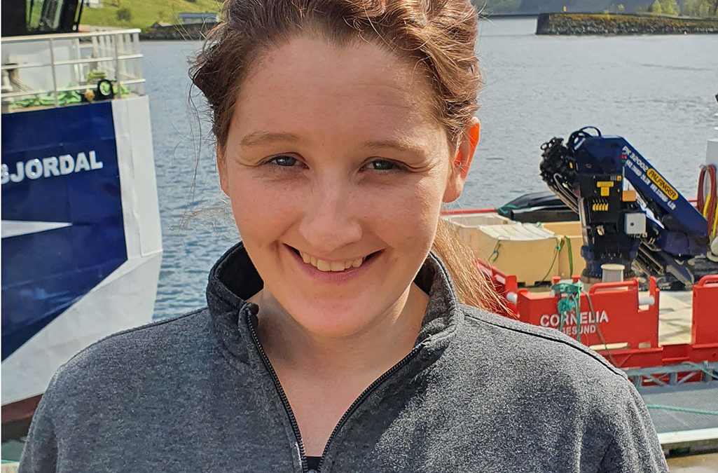 Marte Sleire Hatlevik nytt styremedlem i Salmon Group